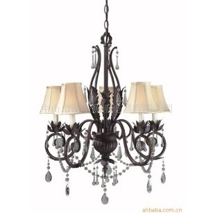 Classic Iron Lamp
