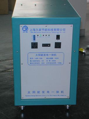 Solarenergie Solar SJWP-150B Digital Control von AC-DC Inverter
