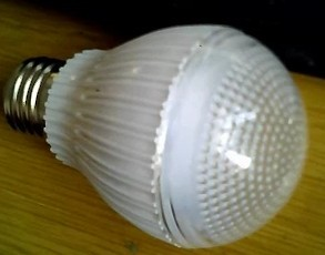 Low-Power-LED-Lampe Kunststoffgeh?use