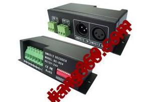 Multi-Kanal-DMX-Decoder