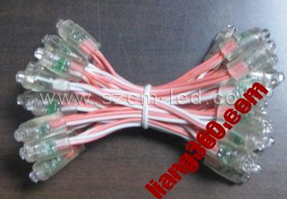 LED einzigen ausgesetzt Lichterkette Hersteller